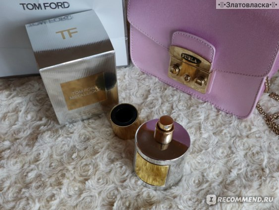 Tom Ford Metallique фото