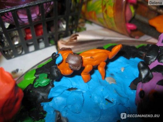 Пластилин Centrum Hobby Kit Angry Birds фото
