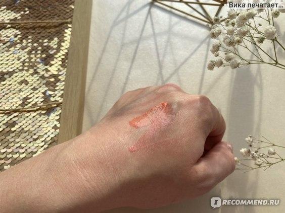 Блеск для губ Jeffree Star свотчи