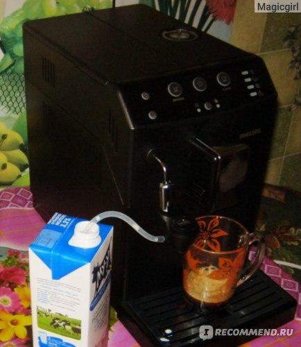 Кофемашина Philips  HD8825 09 Series 3000 фото