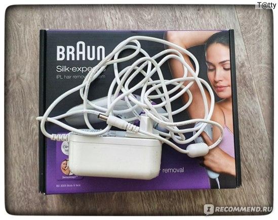 Фотоэпилятор Braun Silk-expert 3 BD3005 фото
