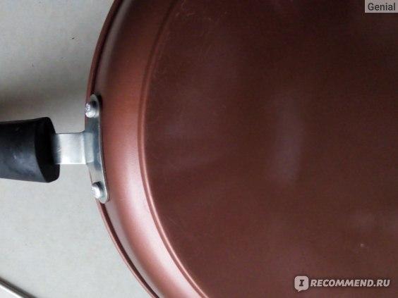 Сковорода Aliexpress  с антипригарным покрытием Q Guangzhou IEE Korean non stick frying pan a nonstick pan fried steak cake Fried Eggs general electromagnetic oven фото