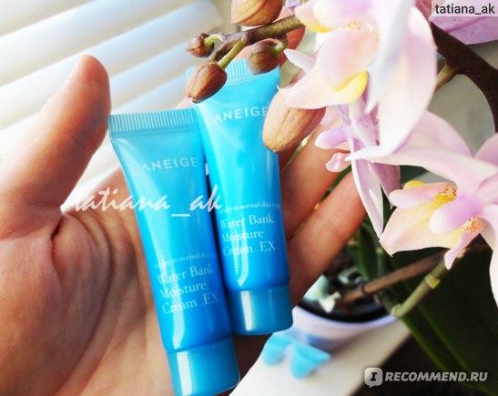 Крем  Laneige water bank moisture cream фото
