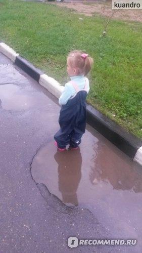 Детская одежда H&M Непромокаемый комбинезон арт.0389444001007 фото