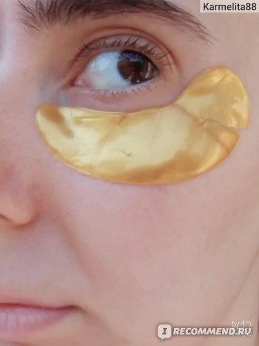 Патчи для глаз Bee Beauty Антивозрастные увлажняющие  фото