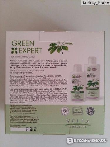 Тоник Velta Green expert / гидробаланс фото