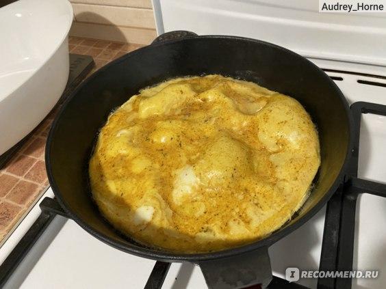 Сковорода BRIZOLL чугунная серия Оптима фото