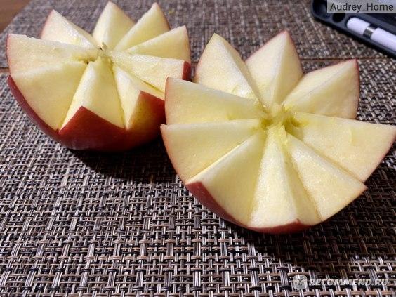 Просто яблоки
