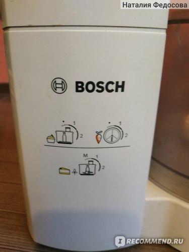 Кухонный комбайн BOSCH MCM 2000 фото