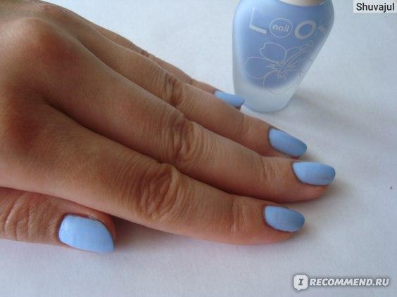 Лак для ногтей NailLOOK TRENDS ALOHA фото