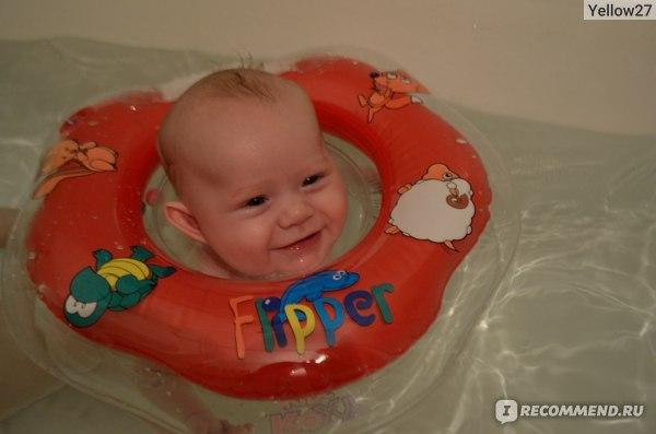 Плавание для грудничков фото