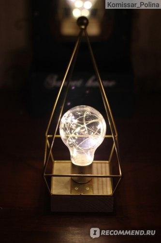 Светильник Fix Price LED декоративный Арт. YJ279191685-2 фото