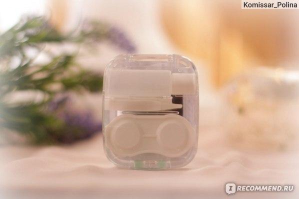 Дорожный набор для контактных линз Fix Price For Travel фото