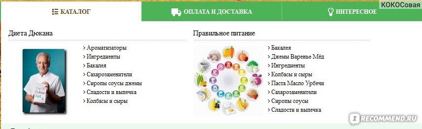 Дешевые Продукты Для Диеты Дюкана Интернет Магазин. Где можно купить продукты по диете дюкана в кирове?