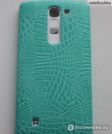 Чехол для мобильного телефона LG AliExpress New Luxury Crocodile Skin Shell Ultrathin Slim Leather Case for Magna H502F H500F C90 Protective Back Cover фото