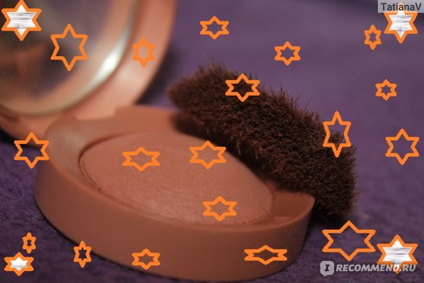 Румяна Bourjois Little round pot blush  фото