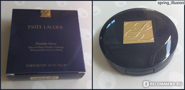 Пудра Estee Lauder Double Wear фото