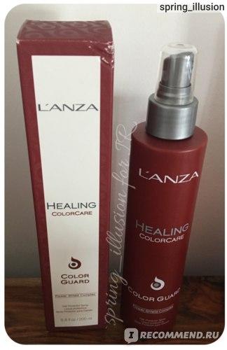 Спрей для волос L'anza Healing ColorCare Color Guard фото