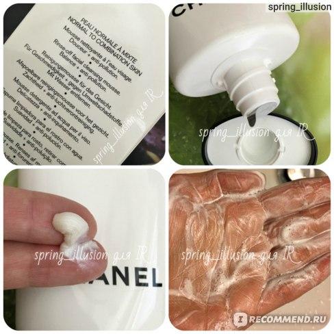 Пенка для умывания Chanel Mousse Douceur Rinse-Off Foaming Mousse Cleanser фото