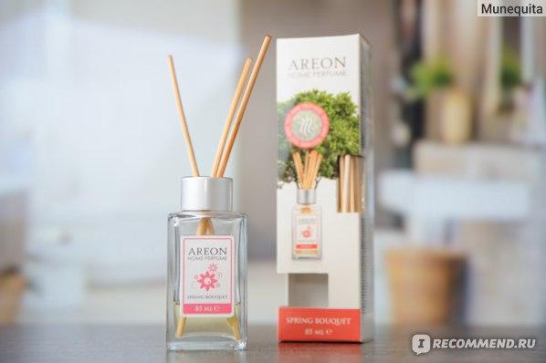 Ароматический диффузор Areon Spring Bouquet Home Perfume