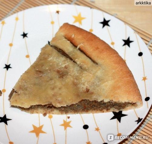 Пирог Ермолино «SLOZZA» с мясом фото