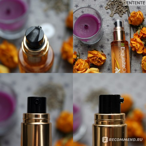 Масло для всех типов волос MATRIX BIOLAGE Exquisite отзыв