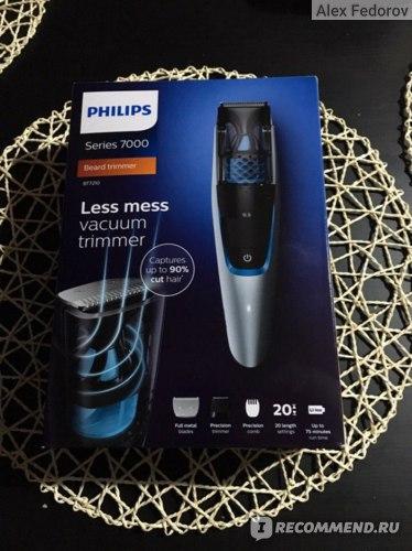 Триммер для мужчин Philips BT7210 фото