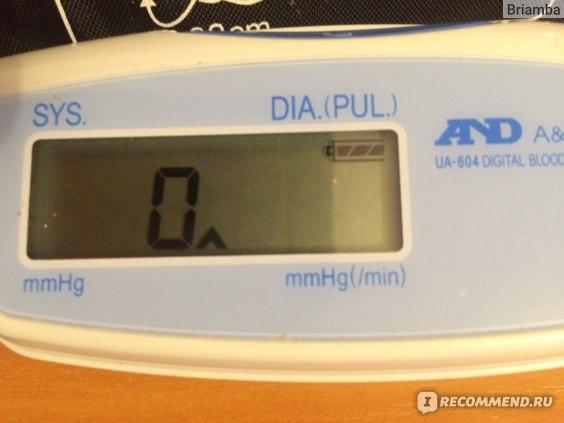 Тонометр A&D Medical UA-604 фото