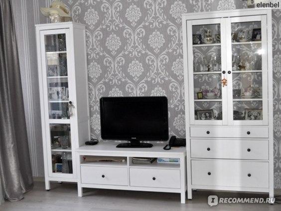 Хемнэс серия для гостиной (Икеа) фото