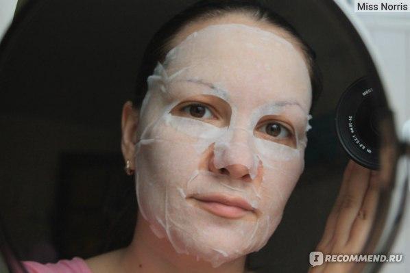 Маска для лица Japan Gals Курс натуральных масок для лица с экстрактом жемчуга фото