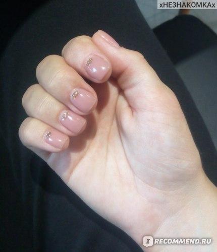 Покрытие ногтей гель-лаком в салоне, отзыв