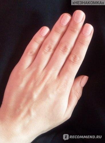 Песочный лак для ногтей