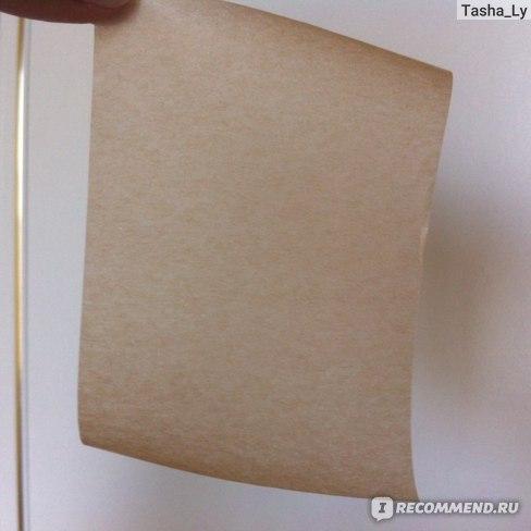 Чистая салфетка