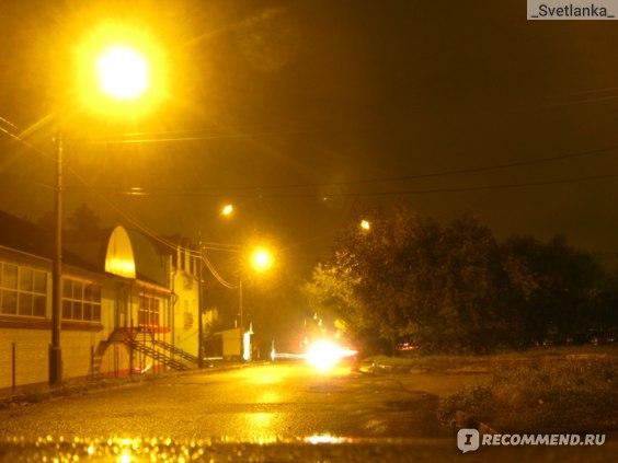 Ночь после дождя
