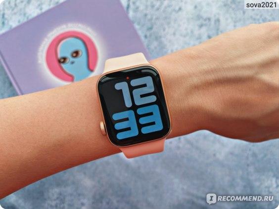 Умные часы Apple Watch SE фото