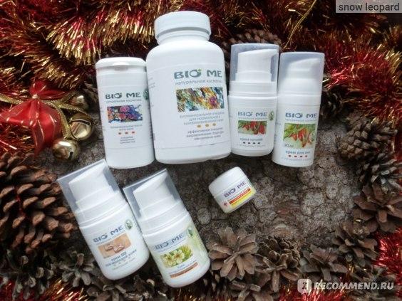 Биоминеральное очищение BIO ME для нормальной и комбинированной кожи фото