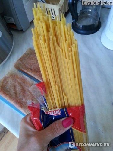 Ровные спагеттинки
