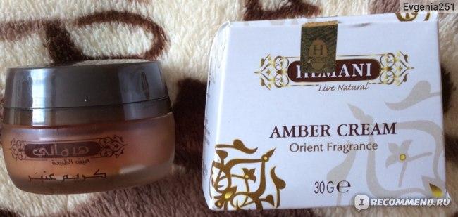 Hemani Amber Cream фото
