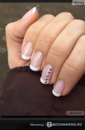Гель-лак для ногтей Cuccio Veneer Топовое покрытие для гель-лака фото