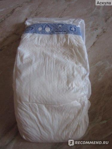Подгузники Бебилон MAXI 4 (9-18 кг) фото