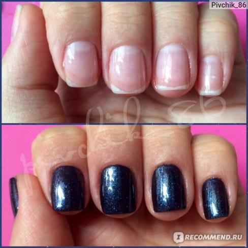 Гель для укрепления ногтей Solomeya PRO REINFORCE GEL Led/UV фото