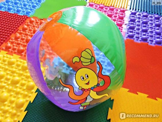 Надувной мяч Sport&Fun Fix Price