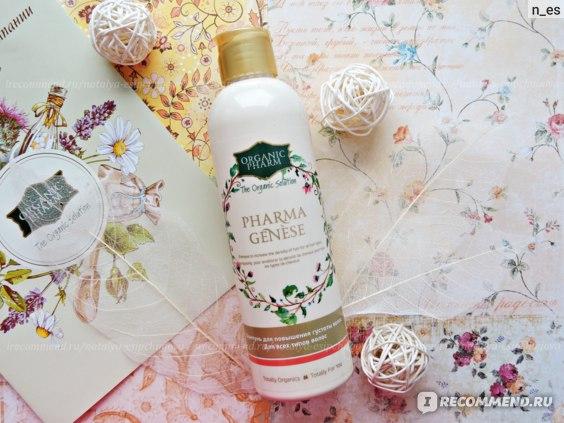 """Шампунь для повышения густоты волос Green Pharma """"PharmaGenese"""""""