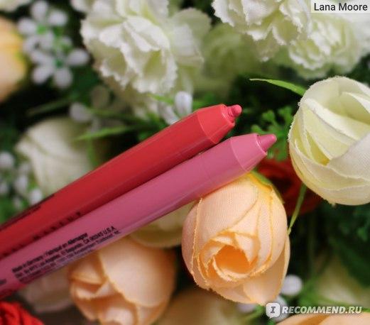Карандаш для губ NYX Slide On Lip Pencil (SLLP) фото