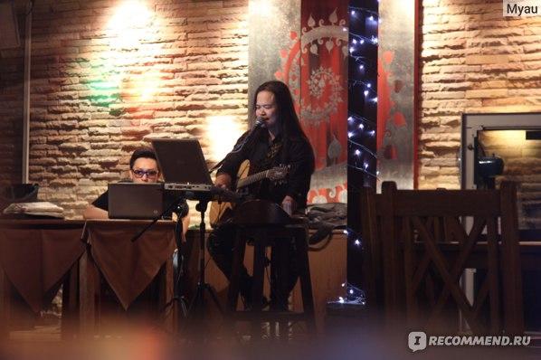 11 этаж, живая музыка в кафе