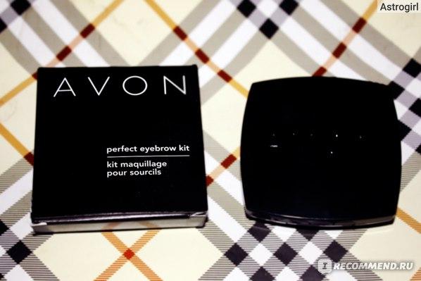"""Косметический набор Avon для бровей """"Совершенство"""" фото"""