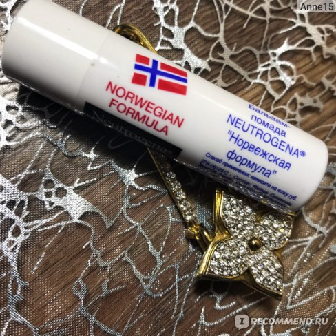 Бальзам для губ Neutrogena®   фото