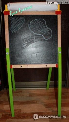 Мольберт детский TM Parkfield доска для рисования фото