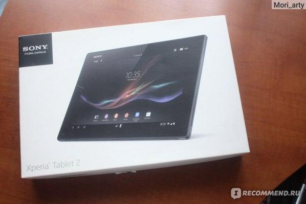 Планшет Sony Xperia Tablet Z 16Gb LTE фото