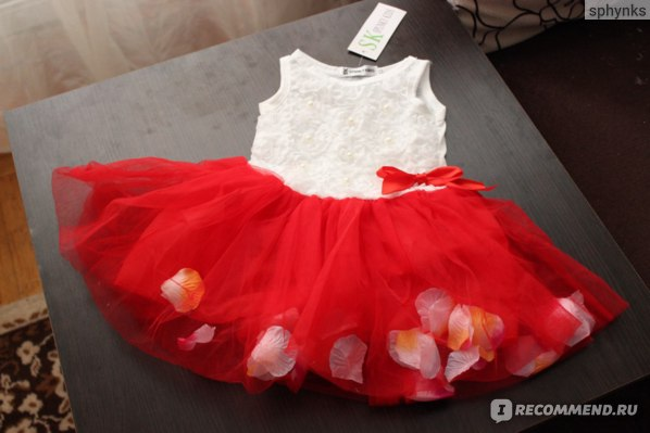 Платье AliExpress Retail 2016 summer child baby girls Princess tutu lace bow flower vest dress mini dress free shipping фото